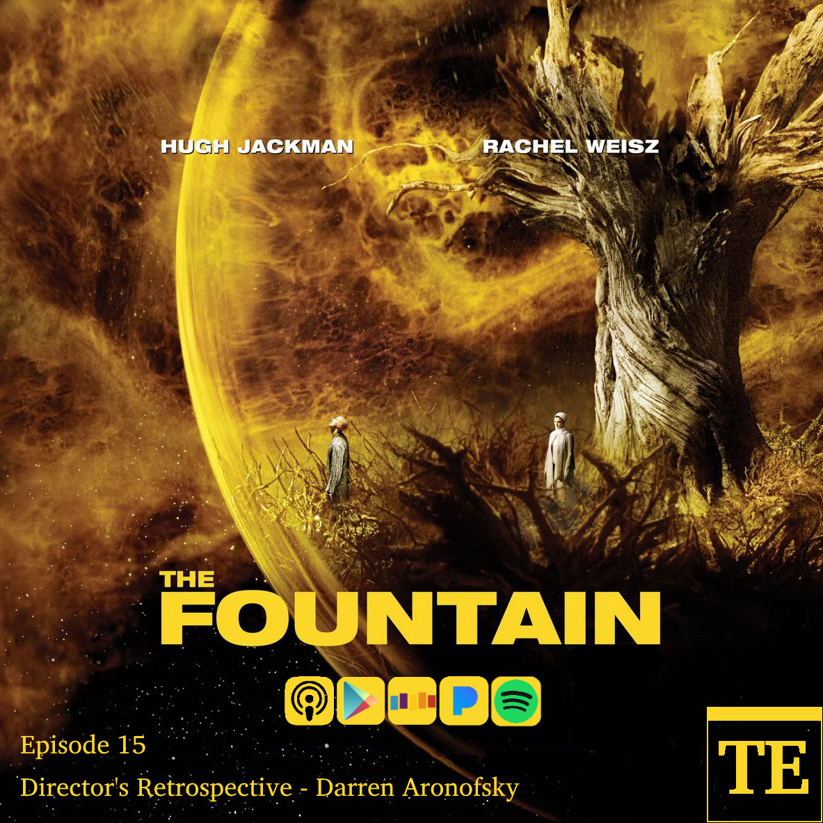 Thematic Elements Podcast - Episode 15 - The Fountain (2006)